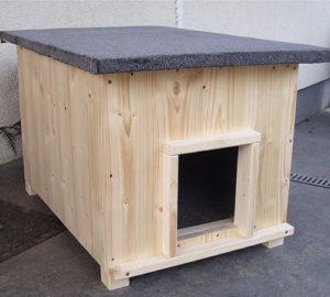 das katzenhaus von l sche holzbau katzenhaus. Black Bedroom Furniture Sets. Home Design Ideas